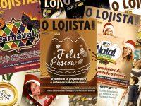 """Revista """"O Lojista"""""""