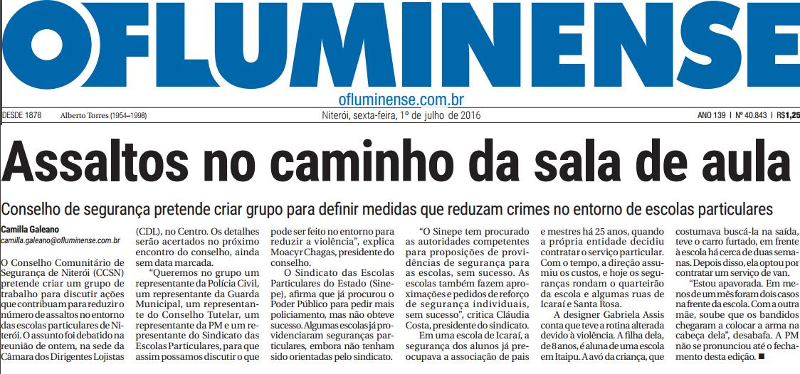 01-07-2016 - O Fluminense