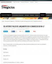 CDL Niterói é palco de lançamento do XI Congresso do RH-LF