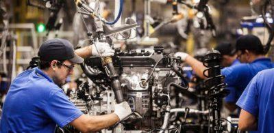 Produção industrial cresce em nove locais em setembro