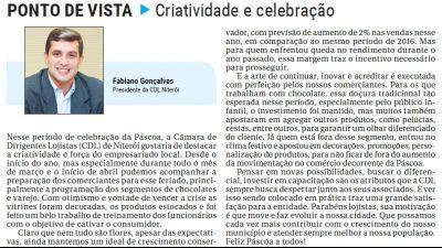Ponto de Vista – Jornal O Fluminense