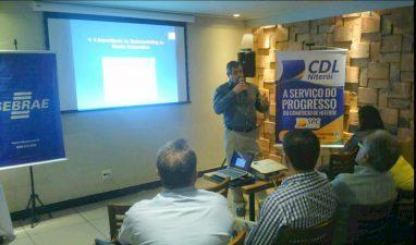 06/06 – Café Empresarial da CDL Niterói na Região Oceânica aborda estratégias do marketing institucional interno