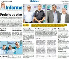 01/06 – Coluna Informe