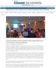 28/08 – Jornal CIDADE DE NITERÓI