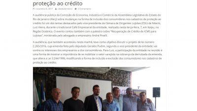 08/11 – Jornal Cidade de Niterói