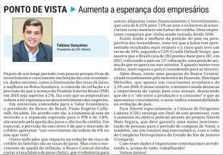 18/11 – Artigo O Fluminense
