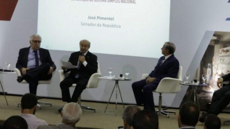 Debate com empresários e autoridades destaca os avanços do Simples Nacional