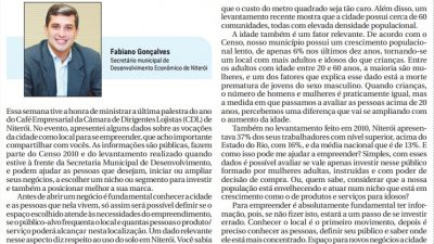 16/12 – Artigo O Fluminense