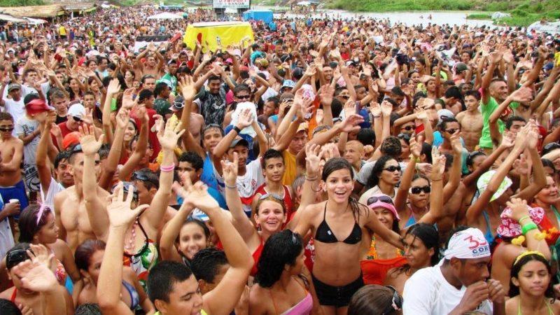 Riotur estima 6 milhões de foliões no carnaval, com 1,5 milhão de turistas
