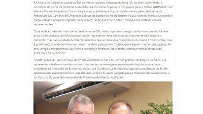 28/01 – Jornal Cidade de Niterói