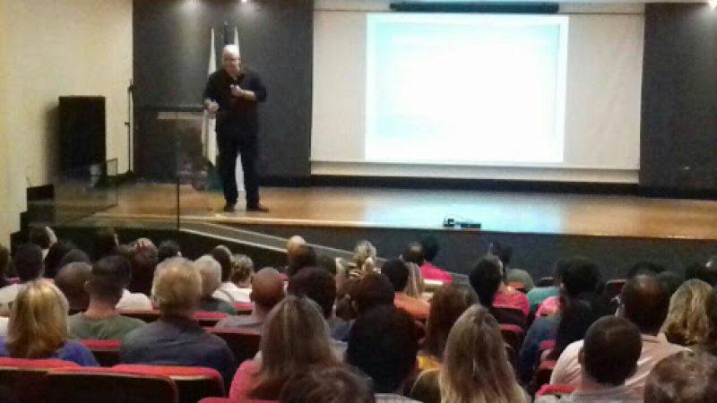 Palestra do Empretec na CDL Niterói reúne cerca de 350 interessados